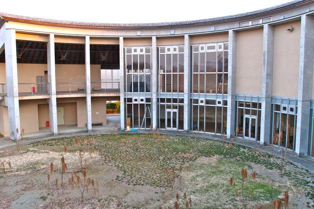 改装前の建物